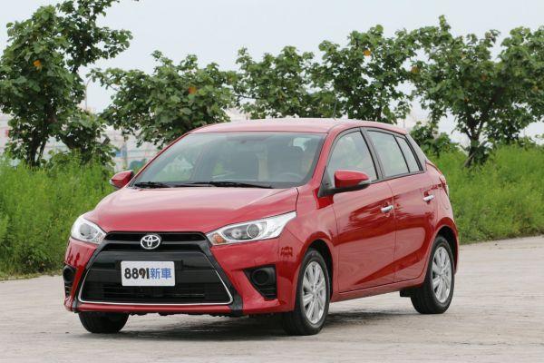 Toyota Yaris 外觀圖片