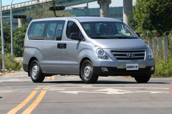 Hyundai Grand Starex 外觀圖片