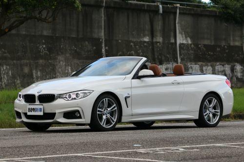 BMW/寶馬 4-Series Convertible