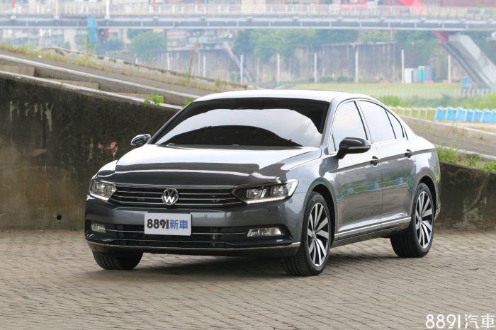Volkswagen Passat 外觀圖片