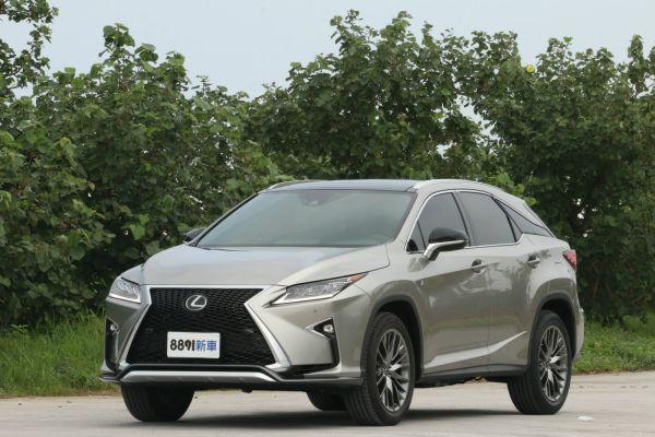 Lexus RX 外觀圖片