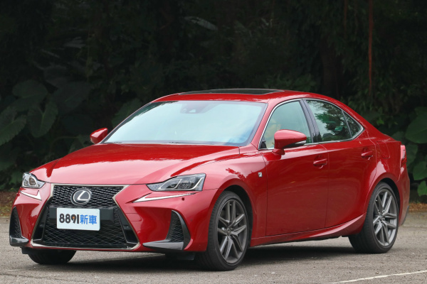 Lexus IS 外觀圖片