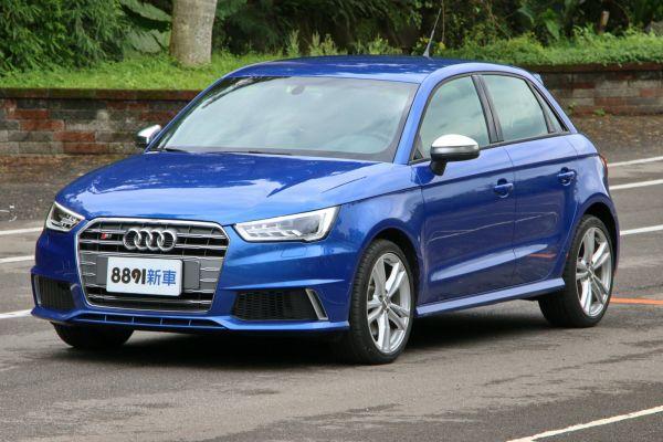 Audi A1 Sportback 外觀圖片