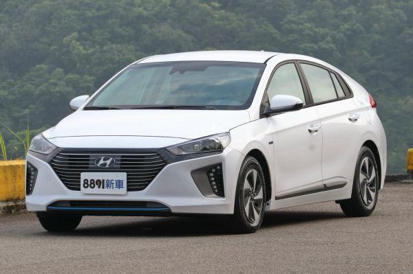 Hyundai IONIQ 外觀圖片