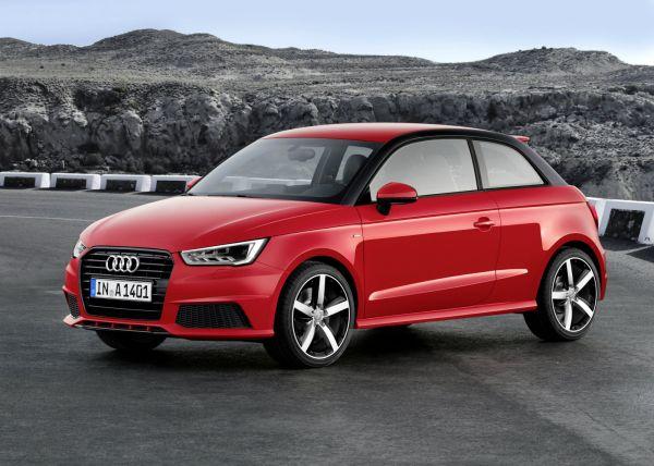 Audi A1 外觀圖片