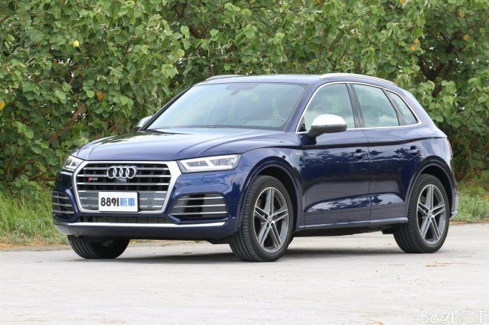 Audi Q5 外觀圖片