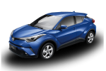 Toyota C-HR 綜述頁