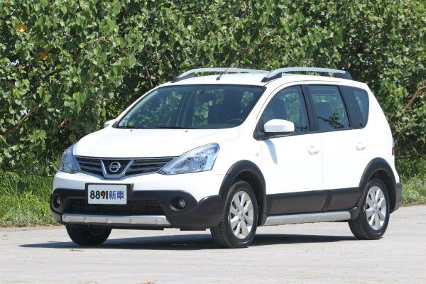 Nissan Livina 外觀圖片