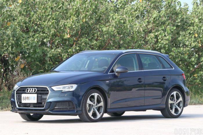 Audi A3 Sportback 外觀圖片