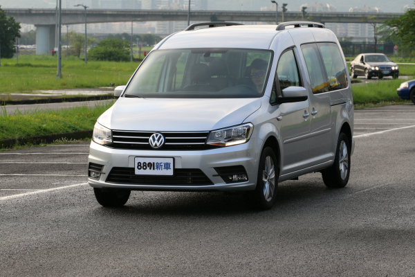 Volkswagen Caddy 外觀圖片