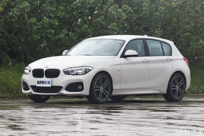 BMW 1-Series Hatchback 外觀圖片