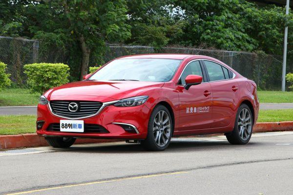 Mazda 6 外觀圖片