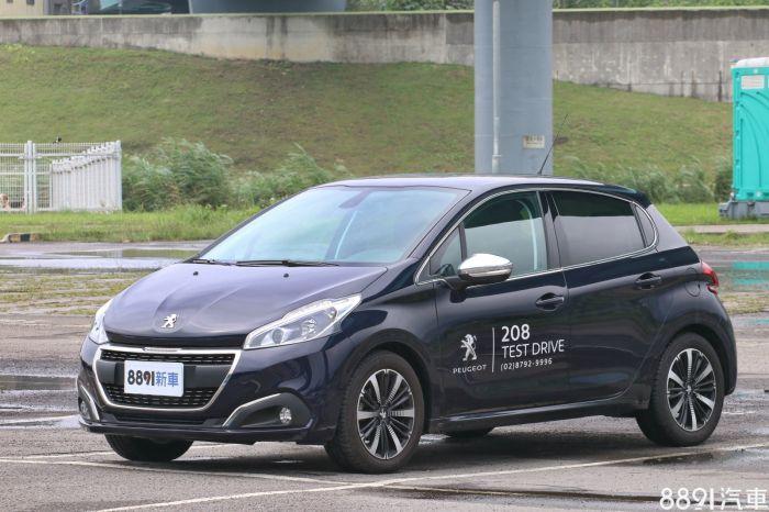 Peugeot 208 外觀圖片