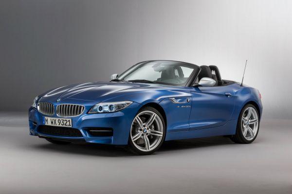 BMW Z4 外觀圖片
