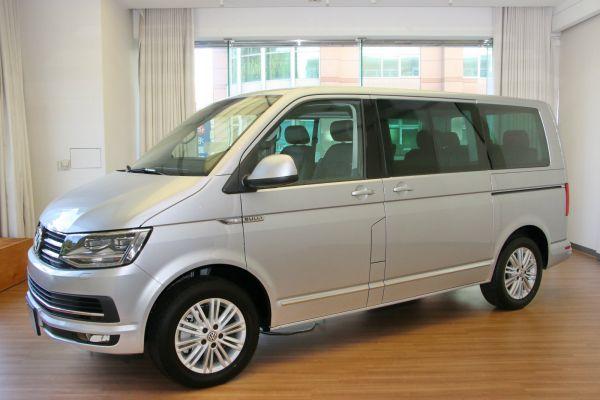 Volkswagen Multivan 外觀圖片