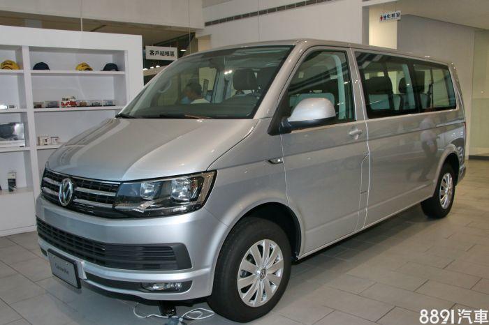 Volkswagen Caravelle 外觀圖片