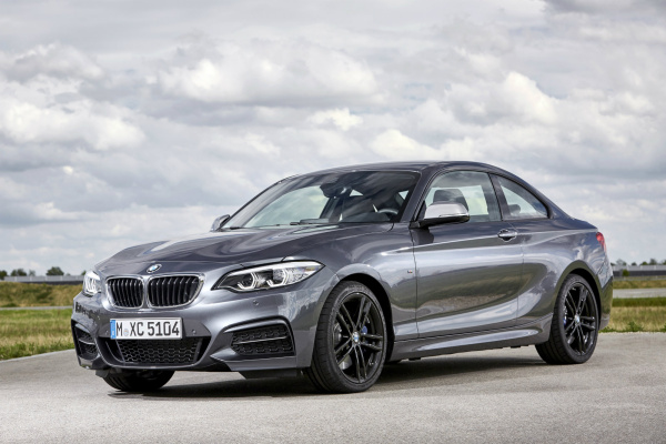 BMW 2-Series Coupe 外觀圖片