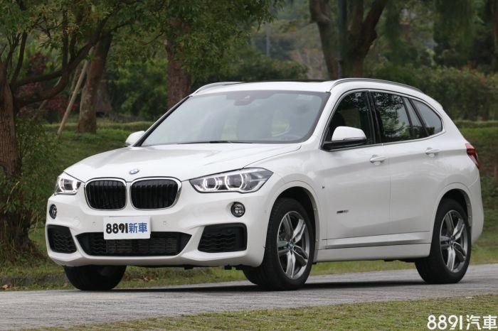 BMW X1 外觀圖片