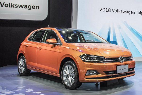 Volkswagen Polo 外觀圖片