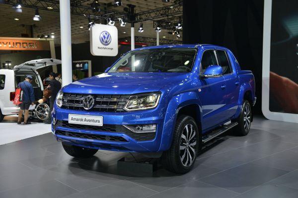 Volkswagen Amarok 外觀圖片