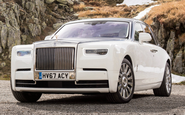Rolls-Royce Phantom 外觀圖片
