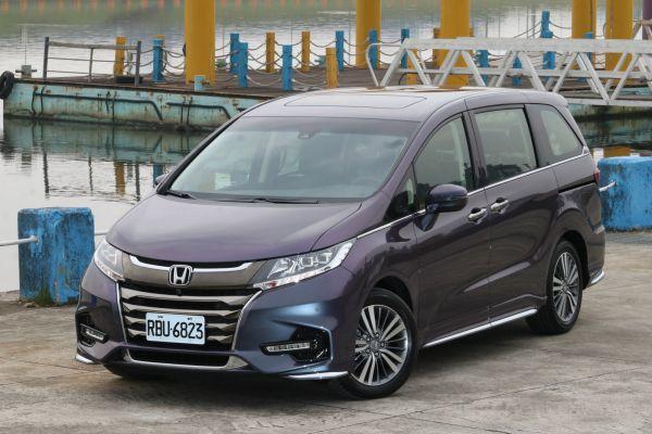 Honda Odyssey 外觀圖片