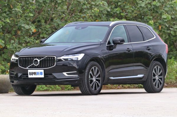 Volvo XC60 外觀圖片