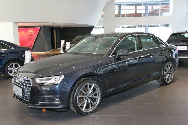 Audi A4 Sedan 外觀圖片