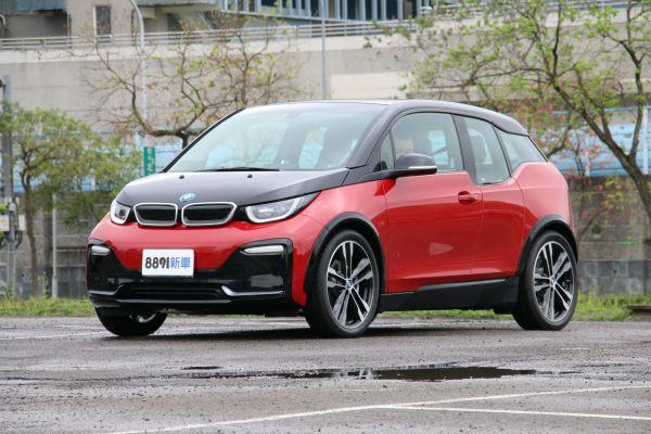 BMW i3 外觀圖片