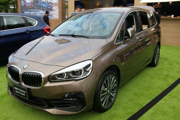 BMW 2-Series Gran Tourer 外觀圖片