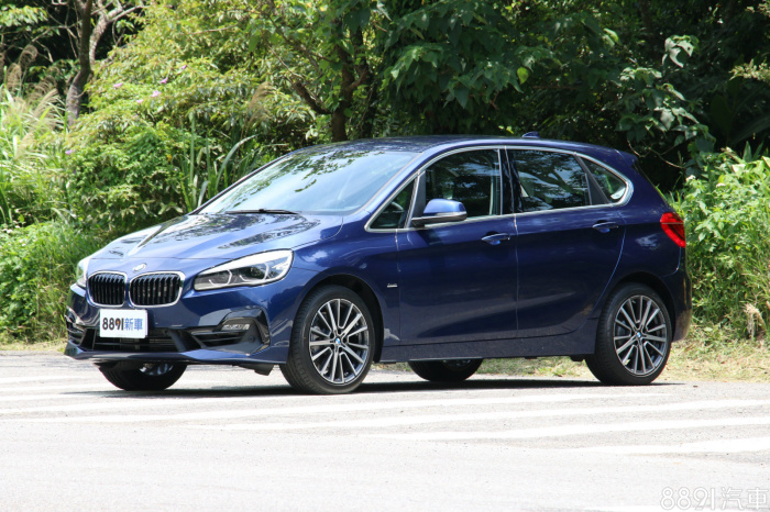 BMW 2-Series Active Tourer 外觀圖片