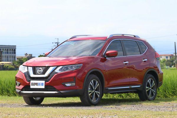 Nissan X-Trail 外觀圖片