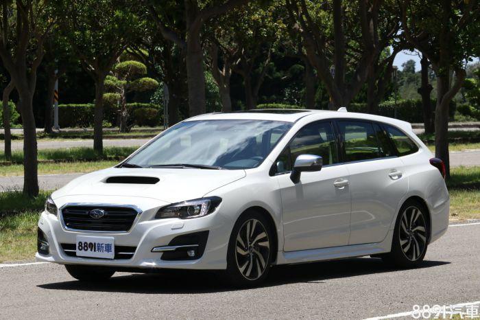 Subaru Levorg 外觀圖片