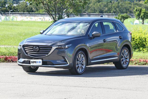 Mazda CX-9 外觀圖片