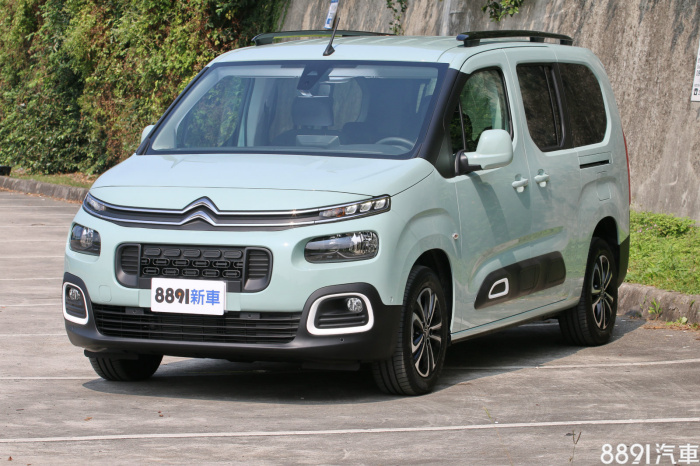 Citroen Berlingo 外觀圖片