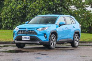 Toyota RAV4 2018 2.0豪華